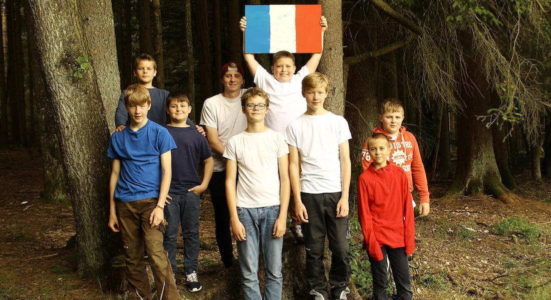 12 – Frankreich